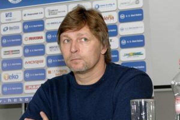 Tréner HC. Anton Tomko si želá so Žilinou trojbodový štart.