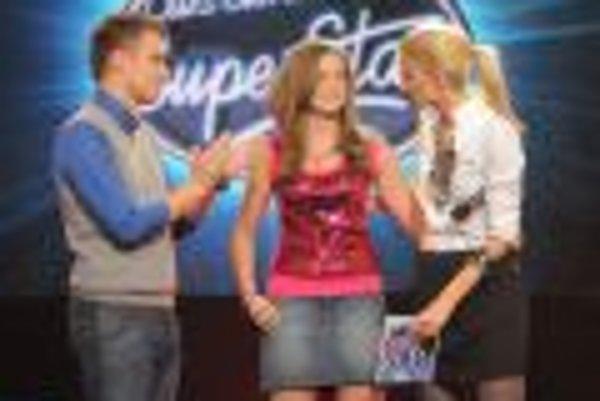 Ďalšia vyradená Košičanka. Po Dominike Maščuchovej musela SuperStar opustiť aj Lucia.