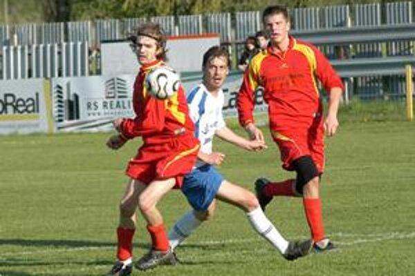 Favorit vyhral. Dávid Lipnický mal prsty pri štvrtom góle Lokomotívy proti Šaci-Brekovu.