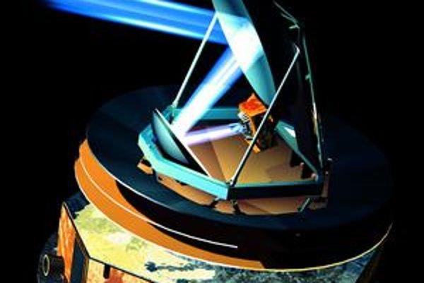 Vesmírne observatórium Planck bude študovať mikrovlnové žiarenie kozmického pozadia