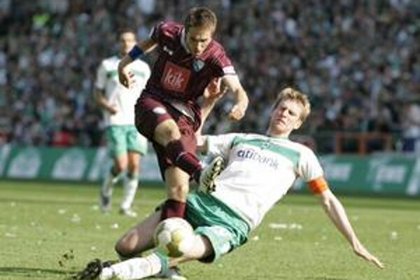 Prach mu nezvlhol. Stanislav Šesták sa opäť gólovo presadil, sieť rozvlnil dvakrát.