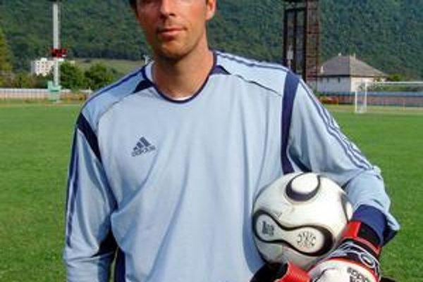 Pozoruhodné. Gólman Štítnika K.T. Marek Rodák až v desiatom domácom stretnutí inkasoval v sezóne prvý gól.