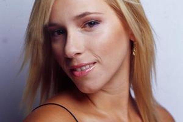 Zuzana Panczová. Podľa nej Let´s Dance by mala vyhrať Petra Polnišová.