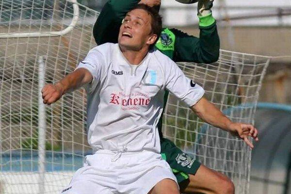 Najlepší strelec. Milan Hromadka.