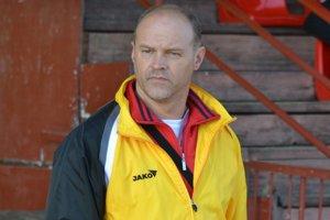 Tréner Tibor Nagy. S Boršou sa vštvrtej lige ohrial iba jeden rok.