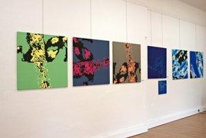Výstava Nová abstrakcia