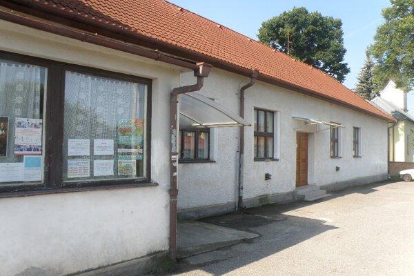 Kultúrny dom v Poluvsí chcú rozšíriť nadstavbou.