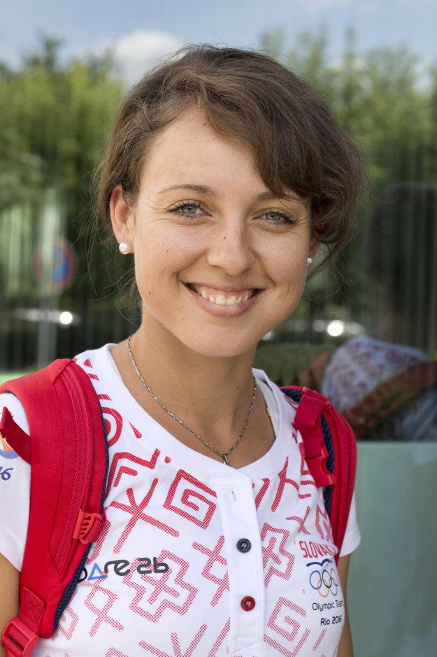 Katarína Berešová.