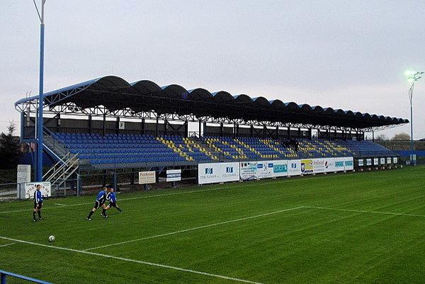 Štadión v Moldave. Nový domov VSS?