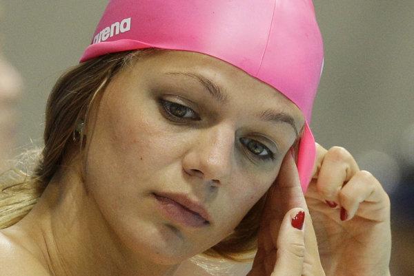 Olympijských hier sa môže zúčastniť aj plavkyňa Jefimovová.