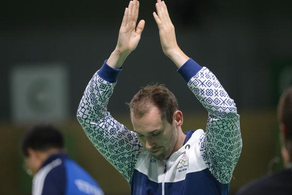 Juraj Tužinský podal v Riu vynikajúci výkon. Od medaily ho delilo málo.