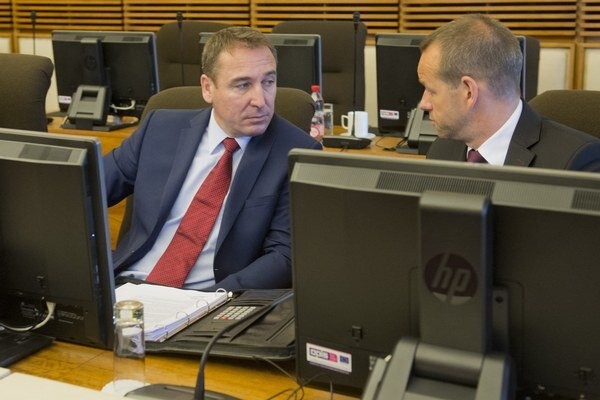 Minister zrejme tému Triblaviny považuje za uzavretú.