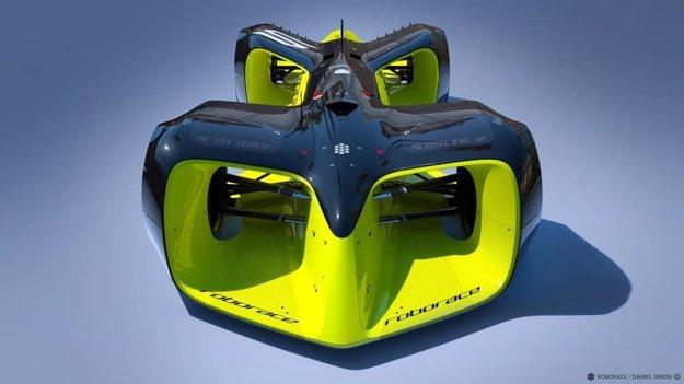 Autorom futuristického dizajnu je Daniel Simon