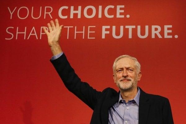 Nový líder ľavice je odporcom monarchie.