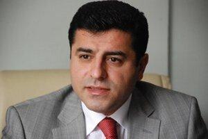Spolupredseda tureckej prokurdskej Ľudovodemokratickej strany Selahattin Demirtaš.
