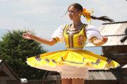 Folklór žije počas mnohých letných festivalov
