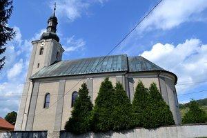 Kostol sv. Martina v Horných Hámroch roky ukrýval tajomstvo.