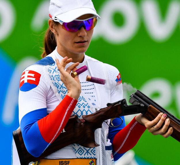 Danke Bartekovej nevyšla olympijská súťaž. Na finále Svetového pohára sa nepozrie vôbec..