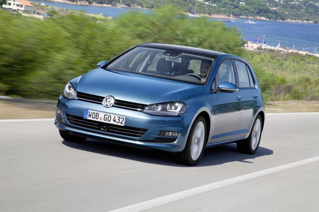 Európskym bestsellerom neohrozene zostáva Volkswagen Golf