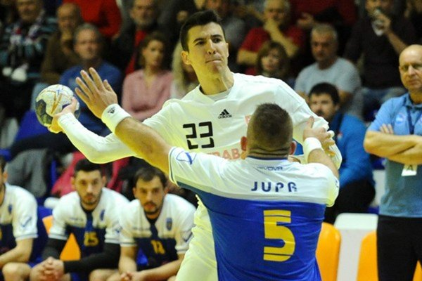 Lukáš Urban sa stal najlepším hráčom Prešova na turnaji.