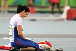 Sklamaná Martina Hrašnová skončila v Riu už po kvalifikácii.