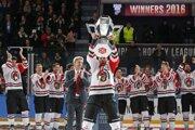 Hokejisti HC Frölunda ovládli posledný ročník Ligy majstrov.