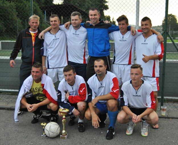 Beskyd Svrčinovec, víťaz S.P.U. cup-u.