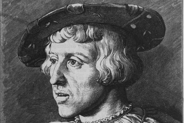 Cisár ( 1558 – 1564) a uhorský kráľ (1526 – 1564) Ferdinand I. Habsburský.