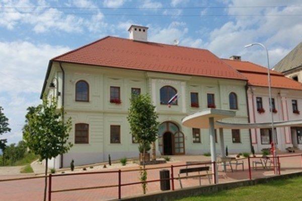 Jelšavské múzeum.