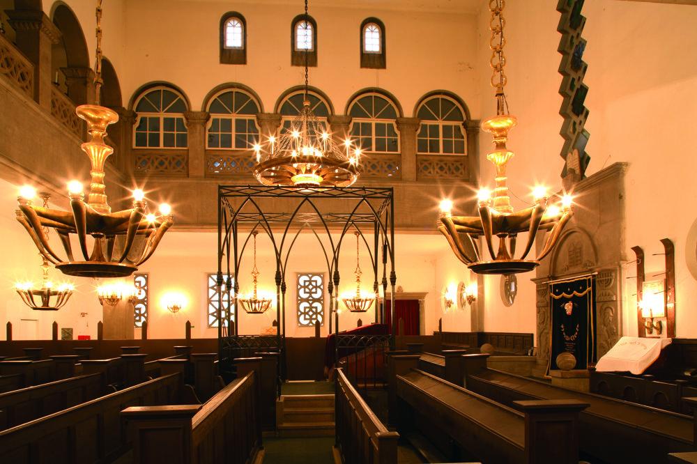 Synagóga v Bratislave