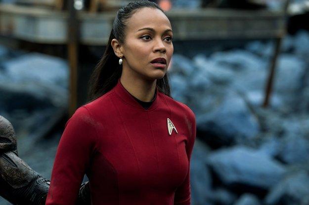 Najnovší Star Trek: Do neznáma (2016) je práve v kinách.