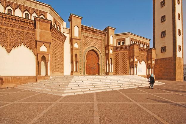 Veľká mešita v Agadire