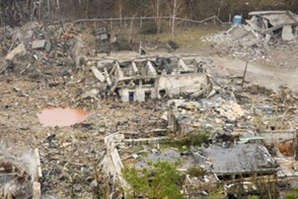 Pri výbuchoch vo Vojenskom opravárenskom podniku Nováky zahynulo v minulých rokoch deväť ľudí.