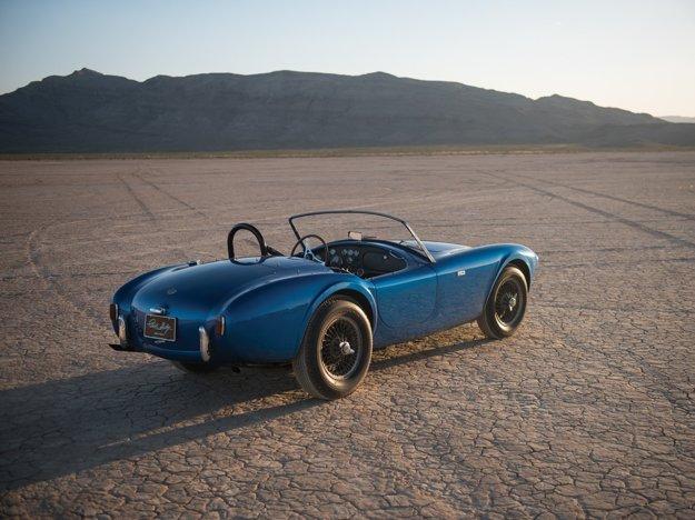 Shelby Cobra 1962.