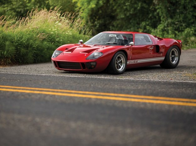 Ford GT40 1966.