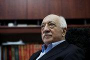 Na archívnej snímke z 15. marca 2014 turecký duchovný Fethullah Gülen.