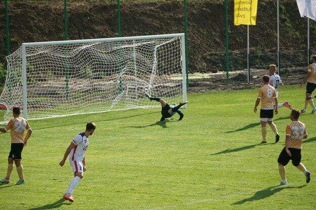 Prvý gól MFK Zvolen