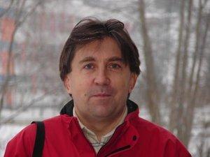Rudolf Pado zo združenie Tatry.