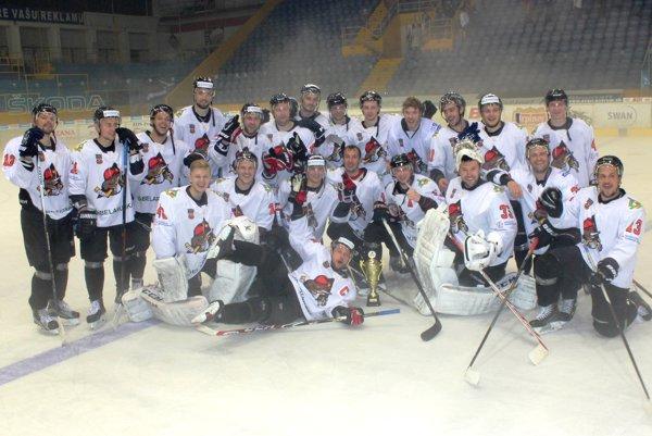 Víťazný bieloruský tím