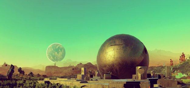 Pozostatky dávnych mimozemských civlizácií sú vzácnym nálezom.