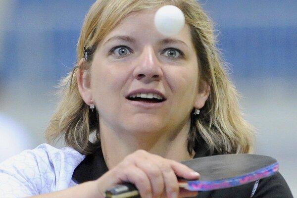 """Alena Kánová zatiaľ každý paralympijský štart od roku 2000 vSydney pretavila v""""kov""""."""