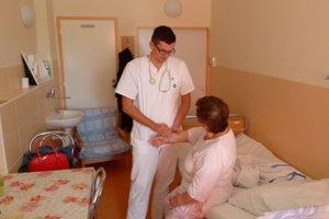 F. Nehaj pracuje v Martine ako internista.