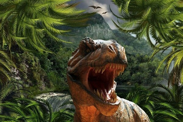 Tyrannosaurus rex.