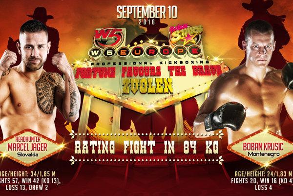 Už 10. septembra vás boje zápasníkov dvihnú zo stoličiek.