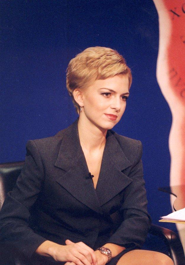 Zlatica Puškárová. Najskôr pracovala ako redaktorka v denníku SME a v agentúre SITA, chvíľu pôsobila aj vo verejnoprávnej televízii, až napokon zakotvila v Markíze, kde si popri práci dokončila aj vysokú školu a stala sa jej hviezdou.