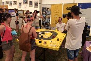 Solar Team Slovakia na festivale Pohoda.