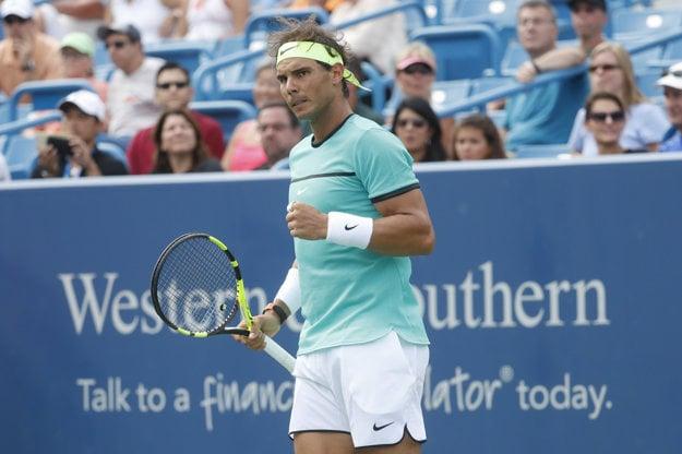 Rafael Nadal doteraz rok vždy začínal v katarskom Dauha.