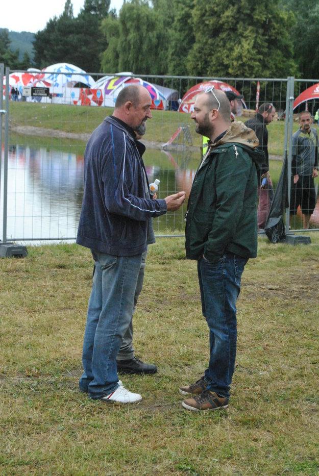 Stašo Gut. V rozhovore s Ivanom Táslerom na Dobrom festivale 2015.