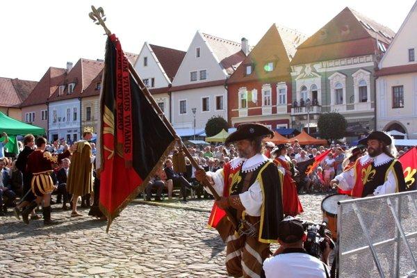 Bardejovský jarmok má v meste bohatú tradíciu.