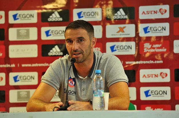 Martin Ševela už neverí v úspech proti Rapidu.
